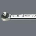 """Динамометрический ключ 1/4"""", 290 мм, 1-25 Нм 7000 A Wera WE-075393"""