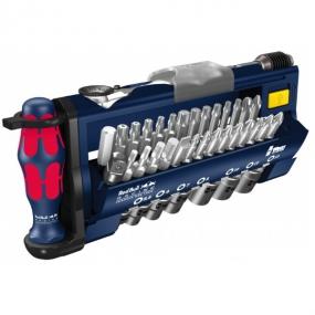 Набор с битами Tool-Check PLUS Red Bull Racing Wera WE-227704